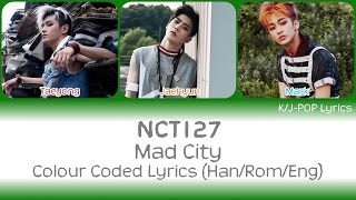 NCT 127 - Mad City