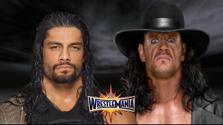 Roman Reigns Vs The Undertaker Wrestlemania 33 Promo HD