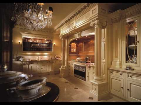 luxury kitchen interior design ideas 2017 - youtube