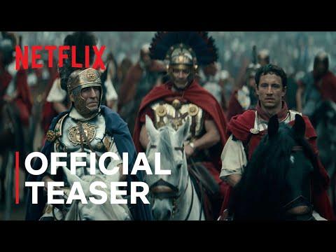 Barbarians   Official Teaser   Netflix