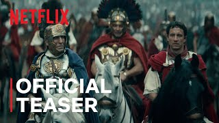Barbarians | Official Teaser | Netflix