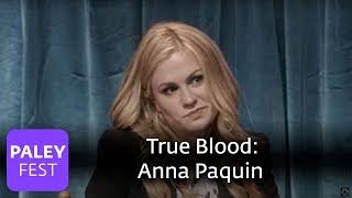 True Blood - Anna Paquin on Sookie, Alexander Skarsgård on Eric
