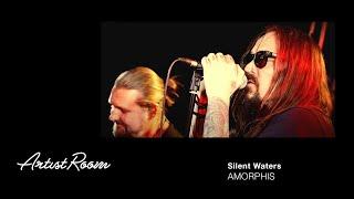 Amorphis Silent Waters Genelec Artist Room