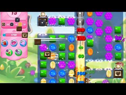 Candy Crush Saga Level 4797 (No Boosters)