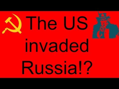 The Russian Intervention (1918-1920) | Wars you