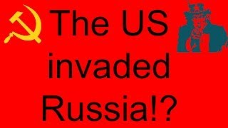 The Russian Intervention - Wars you