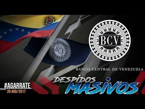 GUISO EN BANCO CENTRAL DE VENEZUELA | PARTE 1 | AGÁRRATE | FACTORES DE PODER