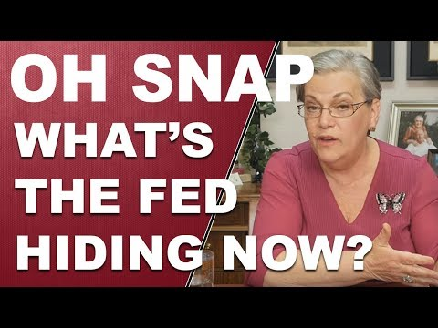 Oh Snap, What's the Fed Hiding Now?