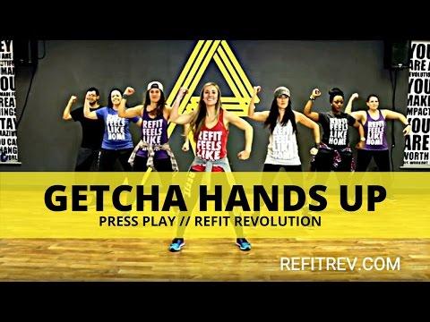 """Getcha Hands Up"" || Press Play || Fitness Choreography || Toning || REFIT® Revolution"