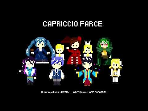 【Vocaloidx8】 Capriccio Farce 【8-Bit Short Remix】