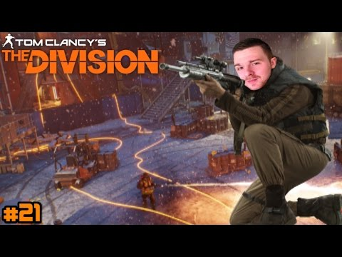 """Arron Cooper Plays """"Tom Clancy's: The Division"""" Napalm Production Site #21"""