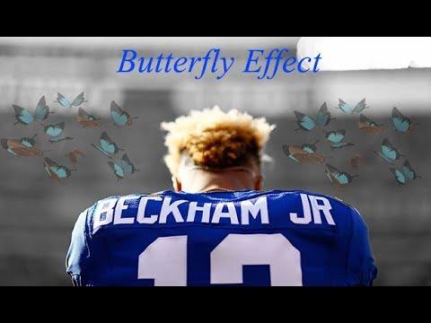 """Odell Beckham Jr. - """"Butterfly Effect"""" 2017 OBJ Mix"""