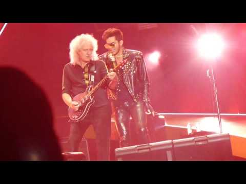 Queen + Adam Lambert - One Vision - GEBA - Buenos Aires - September 25th
