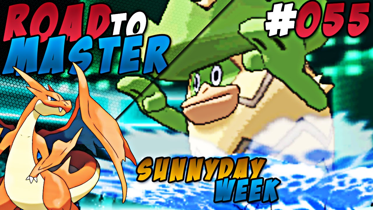 Pokemon X and Y Wifi Battle [Live Facecam] - Road to ...