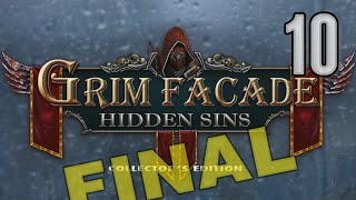Grim Facade 6: Hidden Sins CE [10] w/YourGibs - CROWBAR SAVES DAY - ENDING - Part 10 #YourGibsLive