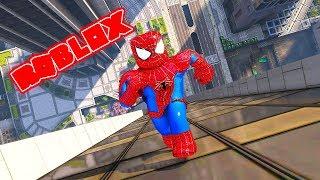 ROBLOX SPIDER-MAN TAKES OVER LAS SANTOS