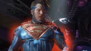 Injustice 2 - Superman vs Doctor Fate (Story Battle 61) [HD]
