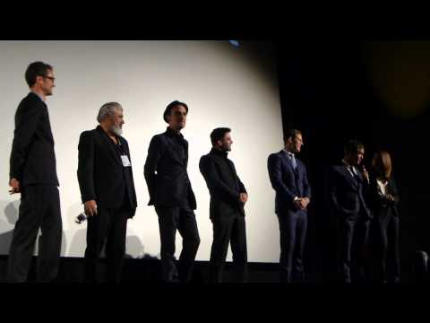 Northmen Premiere Cast and Crew - Raw Footage, ZFF Zurich Film Festival 2014