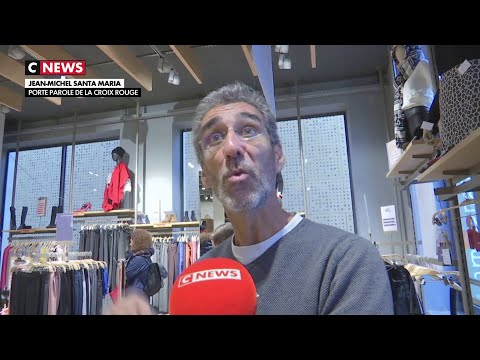 La Croix-Rouge Vient D'ouvrir Une Boutique Inversée à Bordeaux