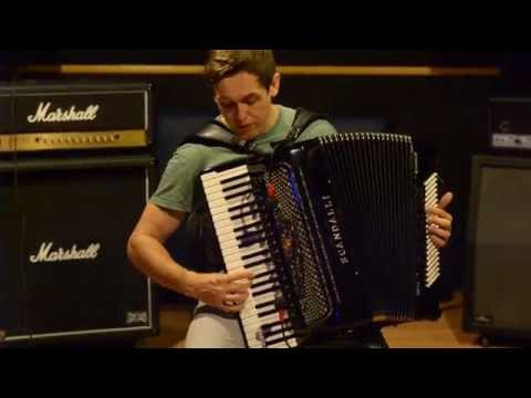 Alexander Tulinov - Pirates of the Caribbean (Пираты Карибского Моря) - Virtuosic Accordion Solo