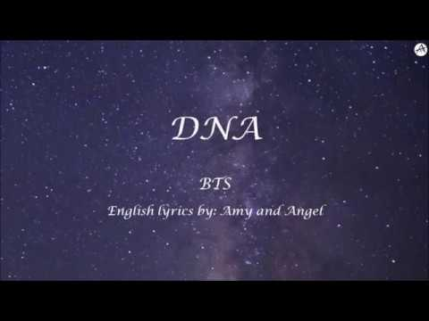 DNA - English Karaoke (Instrumental) - BTS