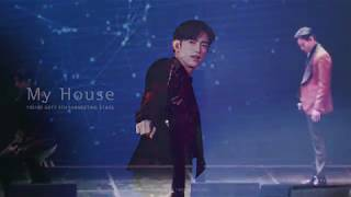 [FANCAM] 190105 5TH FANMEETING - MY HOUSE 우리집( GOT7 JINYOUNG FOCUS)