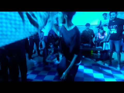 Electro dance battle mohit mk vs rahul eboy 1/8.