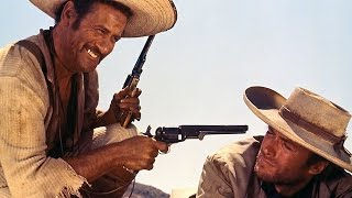 The Good, the Bad and the Ugly - Sergio Leone - Action Western Movies [ Fᴜʟʟ Hᴅ ]