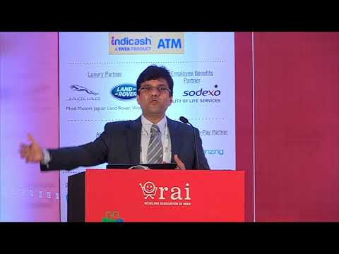 Presentation on Indicash ATMs - Retail Cash Management Solution by Anurag Nigam