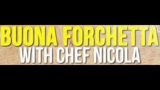 """S1E1 BUONA FORCH TV Show """"Tasting Italy"""""""
