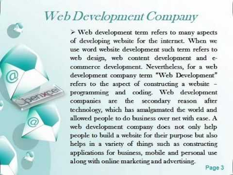 Web Development Company | PHP Web Development | Shopping Cart Solutions