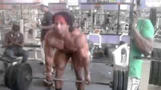 varinder singh ghuman stiffed leg dead lift