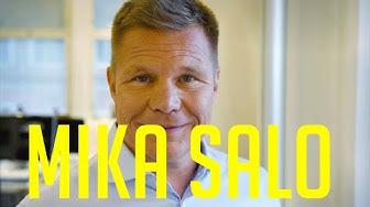 Järjestin Kimille ensimmäisen työpaikan F1-kuskina  Mika Salo   KAASUJALKA