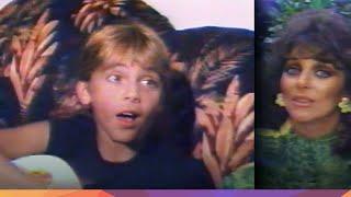 Verónica y Cristian Castro  - Himno a la Alegría - 1986