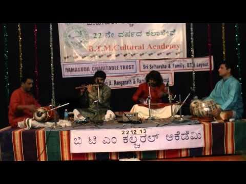 mahaganapathim : Raman & Praveen Jugalbandhi CL397
