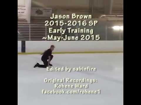 Jason Brown SP skeleton (2015-2016)