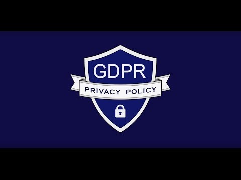 Is Your Website GDPR-compliant? GDPR Privacy Policy
