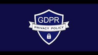 Is Your Website GDPR-compliant? GDPR Privacy Policy Mp3