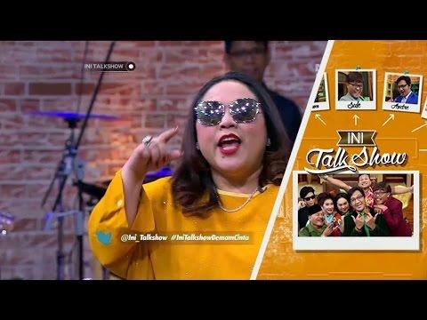 Mang Saswi Dibantuin Deswita Waktu di Pujaseri (Ini Talk Show 12 April 2016)