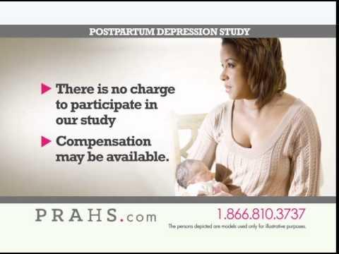 Postpartum Depression Research Study