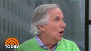 Henry Winkler Partakes In Chooseday Tuesday | TODAY