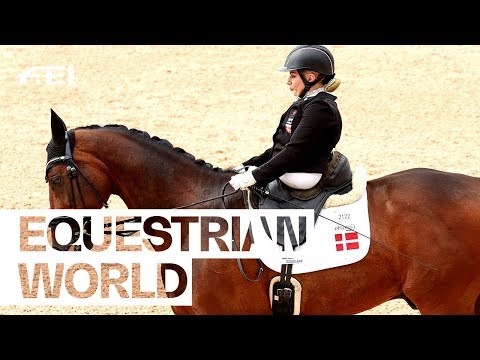 Stinna Kaastrup's incredible story of success |Equestrian World