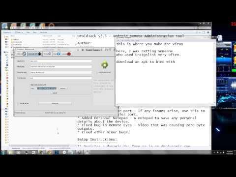 OmniRAT | Android Remote Administration Tool (RAT) | Alternative