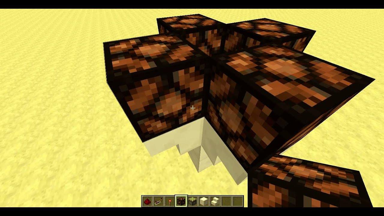 Lampe à Redstone Moderne Minecraft