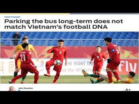 Báo Iraq cay cú U23 Việt Nam sau khi đội nhà bị loại