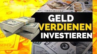 708,75 Euro in 29 Minuten 💶💰Geld investieren/verdienen für Jugendliche Investieren wie Milliardäre