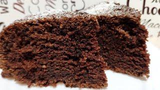 Необыкновенно вкусный и простой шоколадный пирог Рецепт постной выпечки