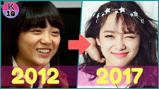 School 2017 Kim Se jeong EVOLUTION 2012- 2017