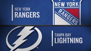New York Rangers vs Tampa Bay Lightning | Dec.10, 2018 NHL | Game Highlights | Обзор матча