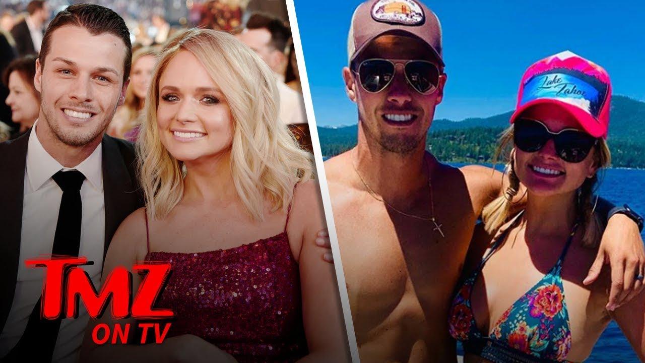 Miranda Lambert Can't Stop Gushing About Her Hot Husband | TMZ TV